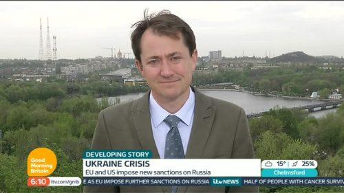 Image of Richard Gaisford - ITV Good Morning Britain (1)