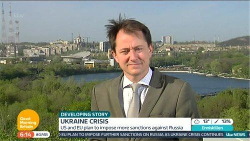 Image of Richard Gaisford - ITV Good Morning Britain (4)