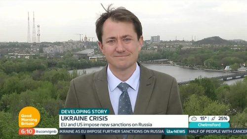 Good Morning Britain Reporters