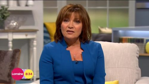 Images of Lorraine Kelly - Good Morning Britain (2)