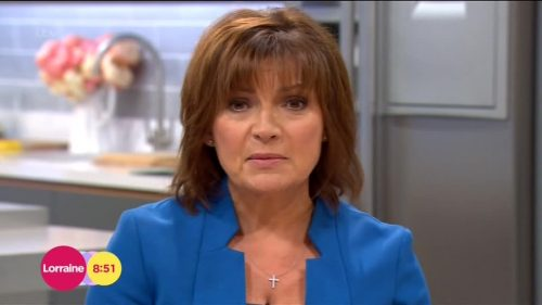 Images of Lorraine Kelly - Good Morning Britain (5)