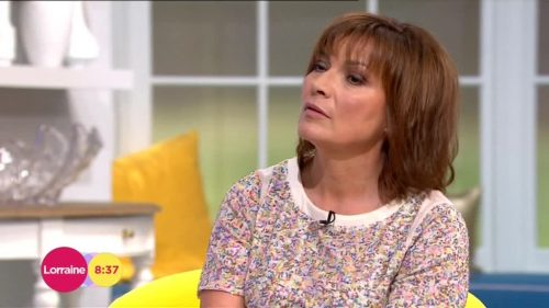 Images of Lorraine Kelly - Good Morning Britain (6)