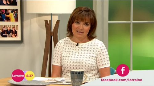 Images of Lorraine Kelly - Good Morning Britain (8)