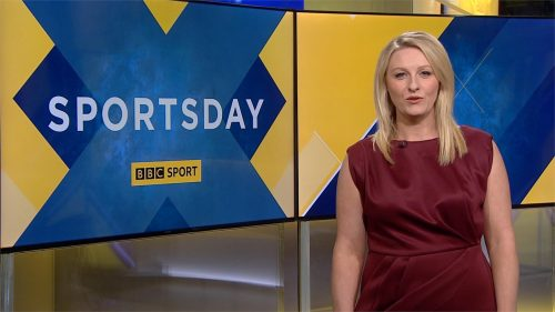 Jane Dougall - BBC News Sports Presenter (2)