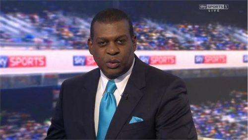 Kevin Cadle - NFL on Sky Sports Presenter (2)