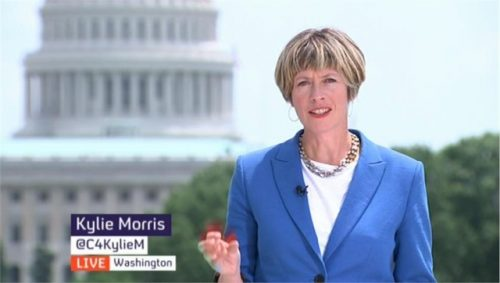 Kylie Morris - Channel 4 News Reporter (1)