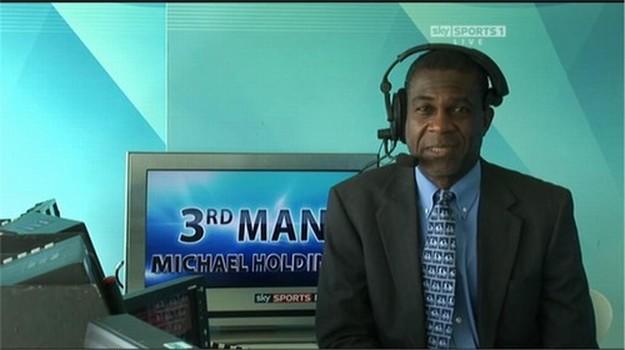 Michael Holding - Sky Sports Cricket (1)