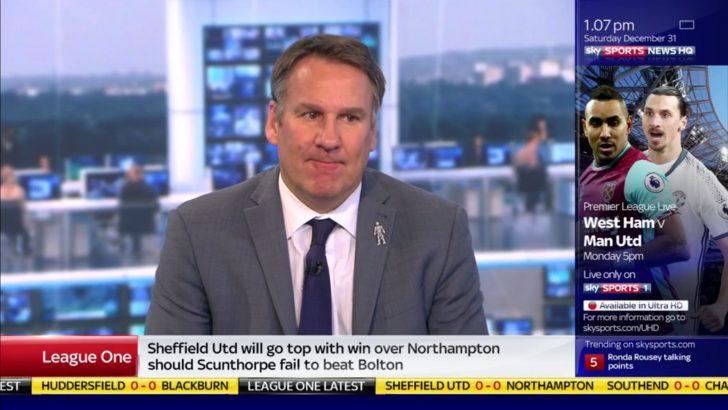 Paul Merson - Sky Sports Soccer Saturday (1)