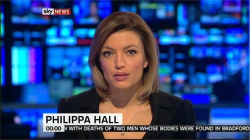 Philippa Hall - Sky News Presenter (1)