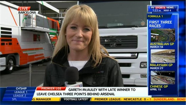 Rachel Brookes - Sky Sports F1 (1)