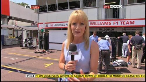Rachel Brookes - Sky Sports F1 (2)