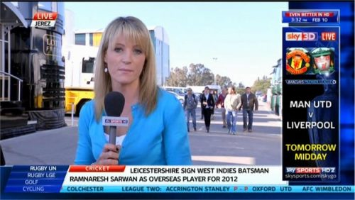 Rachel Brookes - Sky Sports F1 (3)