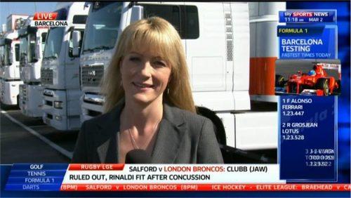 Rachel Brookes - Sky Sports F1 (4)