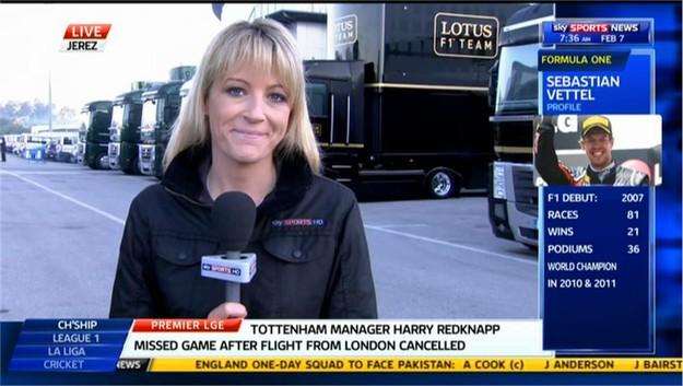 Rachel Brookes - Sky Sports F1 (5)