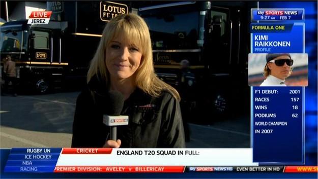 Rachel Brookes - Sky Sports F1 (6)
