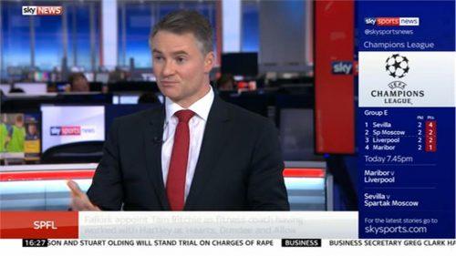 Rob Dorset - Sky Sports News Reporter