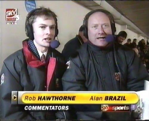 Rob Hawthorne - Sky Sports
