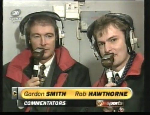 Rob Hawthorne - Sky Sports Football Commentator