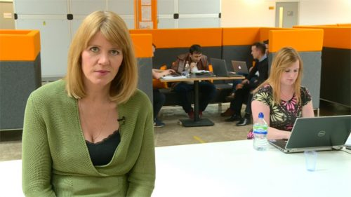 Siobhan Kennedy - Channel 4 News