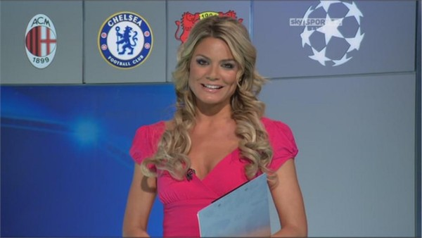 Charlotte Jackson - Sky Sports News Presenter (10)