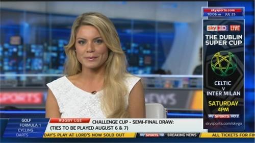 Charlotte Jackson - Sky Sports News Presenter (11)