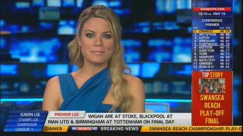 Charlotte Jackson - Sky Sports News Presenter (3)