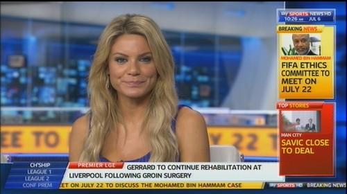 Charlotte Jackson - Sky Sports News Presenter (4)