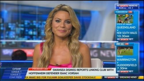 Charlotte Jackson - Sky Sports News Presenter (8)