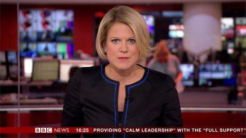 Sophie Long - BBC News Presenter (1)
