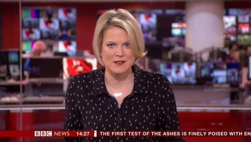 Sophie Long - BBC News Presenter (2)