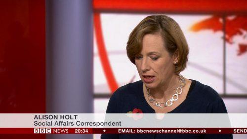 Alison Holt - BBC News Social Affairs Correspondent
