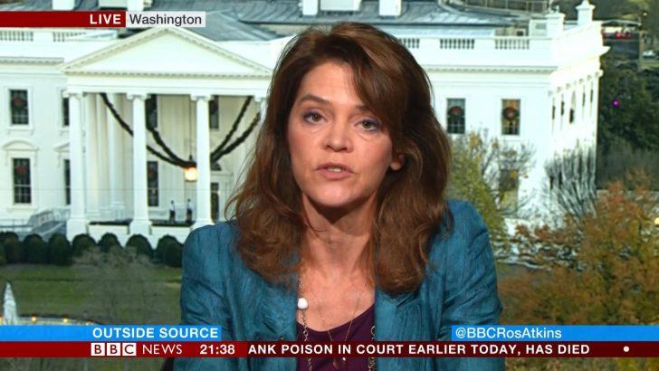 Barbara Plett Usher - BBC News Correspondent (2)