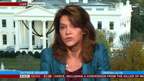 Barbara Plett Usher - BBC News Correspondent (3)