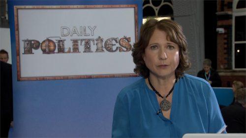 Jo Coburn - BBC News Presenter (2)