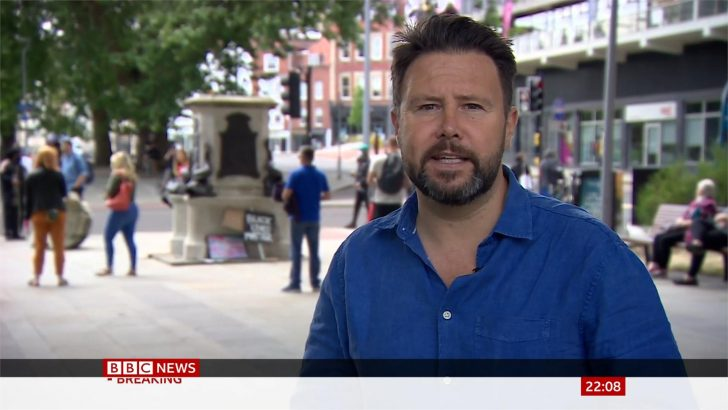 Jon Kay for BBC News