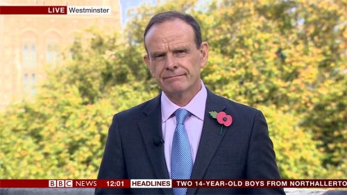 Norman Smith - BBC News Reporter (1)