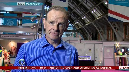 Norman Smith - BBC News Reporter (2)