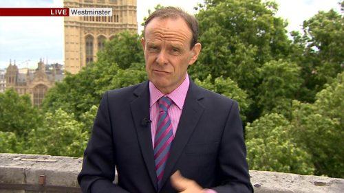 Norman Smith - BBC News Reporter (3)