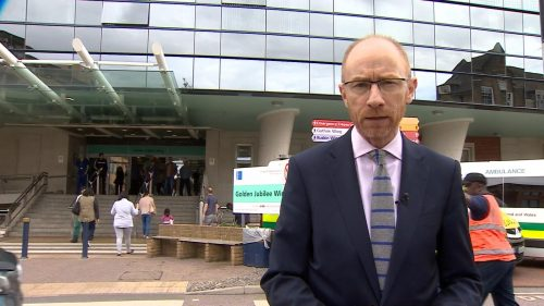 Peter Hunt - BBC News Correspondent (2)
