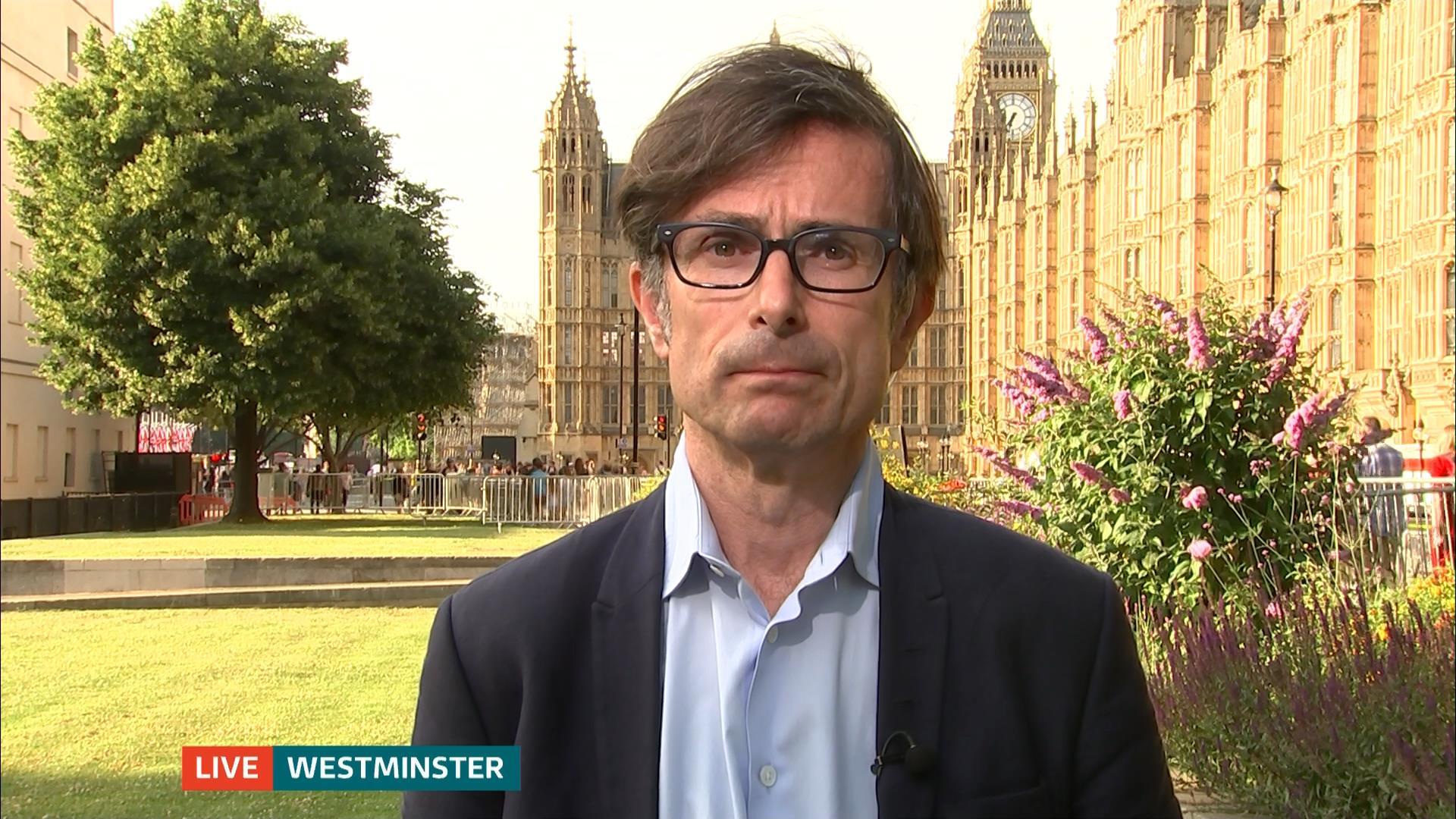 Robert Peston - ITV News Reporter (1)