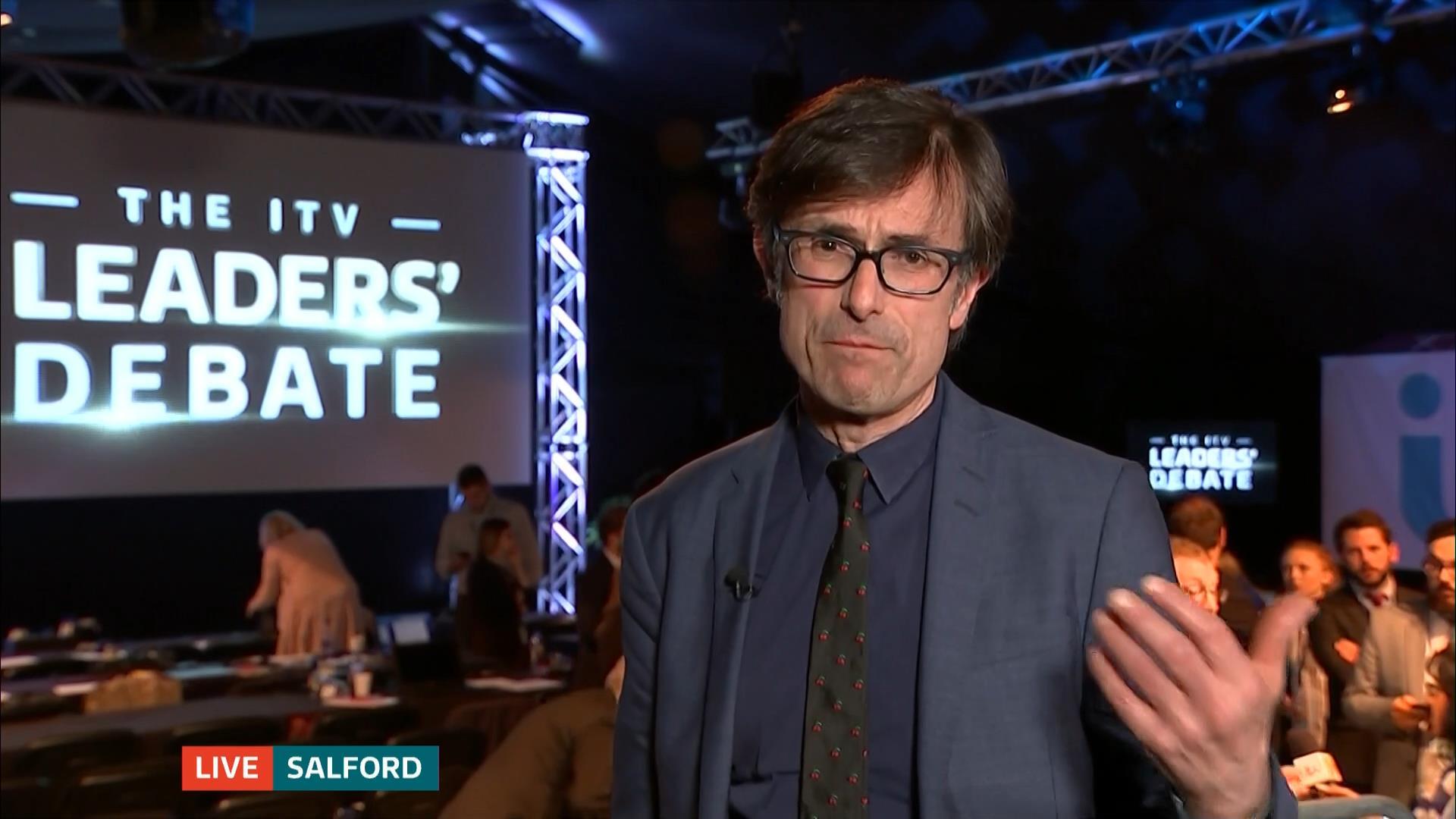 Robert Peston - ITV News Reporter (2)