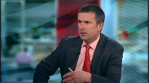 Robert Peston - ITV News Reporter (4)