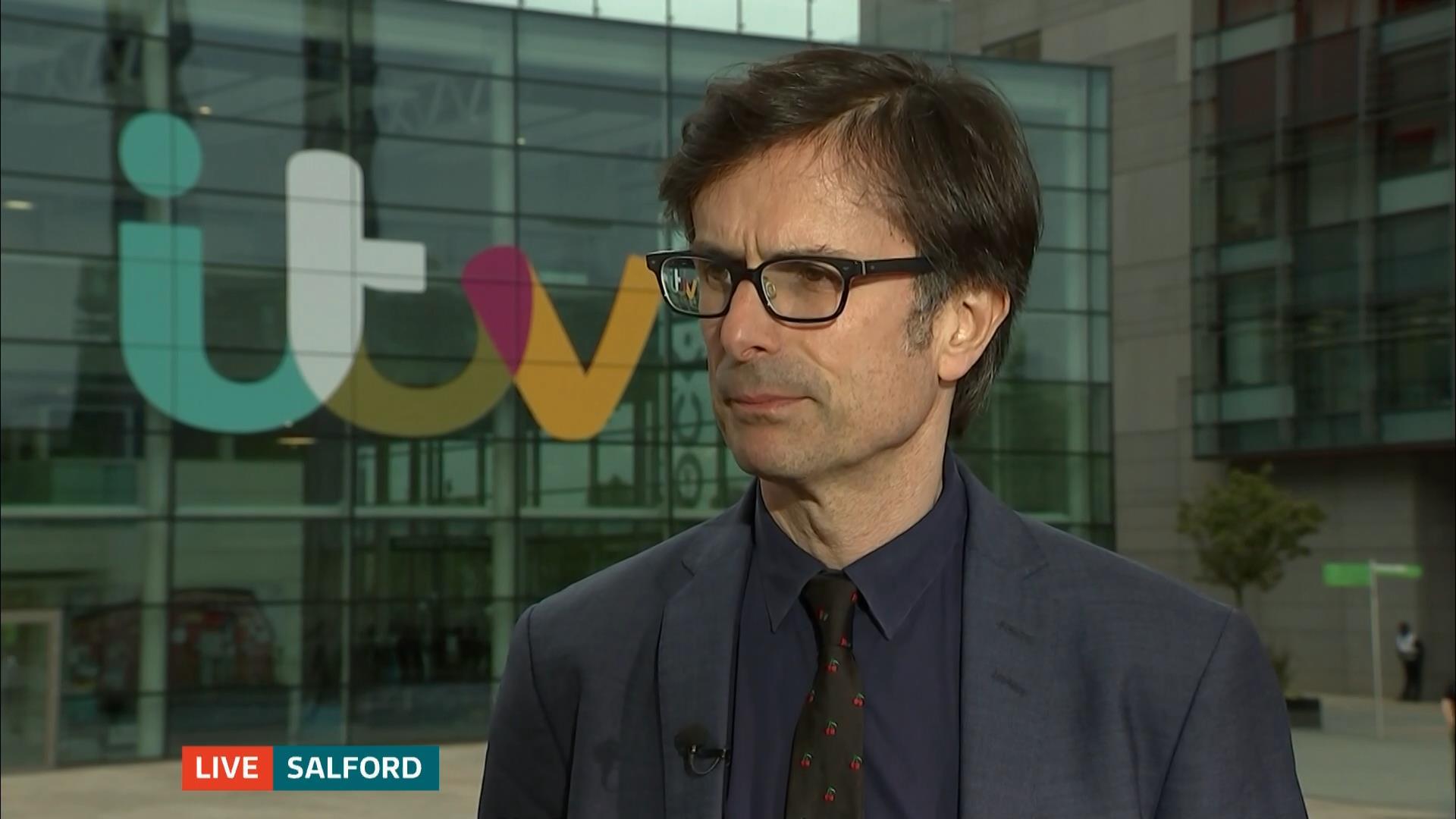 Robert Peston - ITV News Reporter (8)