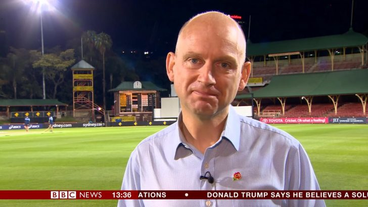 Andy Swiss - BBC Sport Reporter (1)