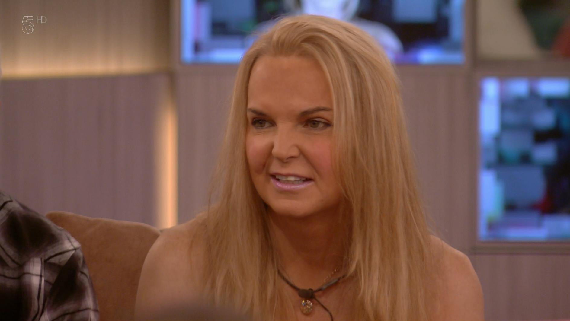 Channel 5 - Celebrity Big Brother - India Willoughby (1)