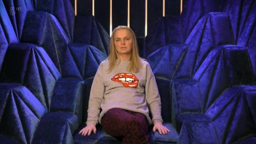 Channel 5 - Celebrity Big Brother - India Willoughby (4)