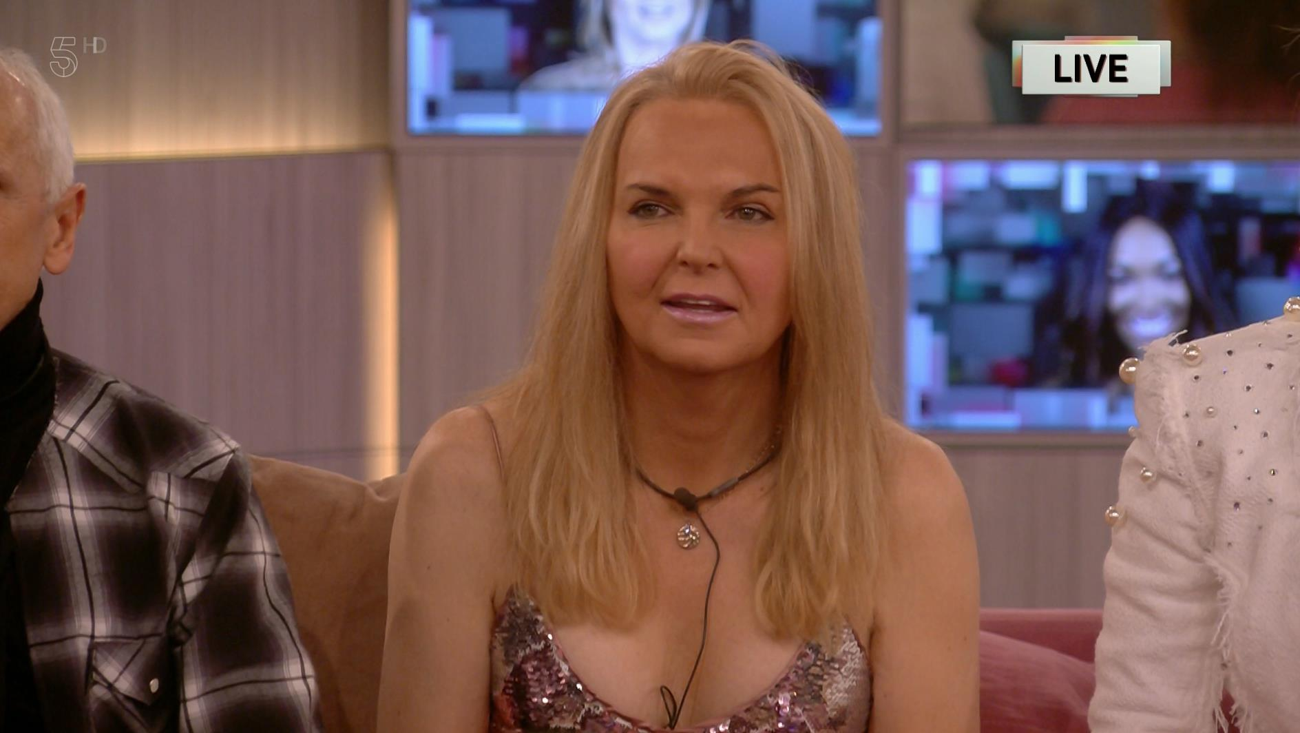 Channel 5 - Celebrity Big Brother - India Willoughby (5)