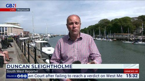 Duncan Sleightholme - GB News Reporter (2)