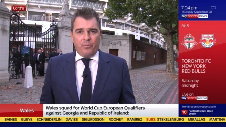 Geraint Hughes - Sky Sports News Reporter (1)