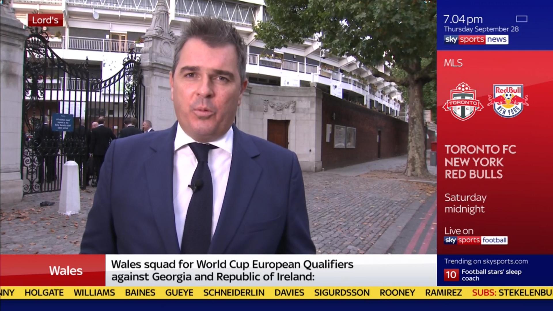 Geraint Hughes - Sky Sports News Reporter (2)